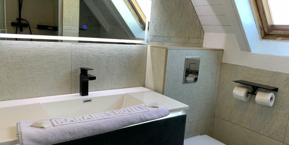 SALLE DE BAIN INDEPENDANTDOUCHE WC